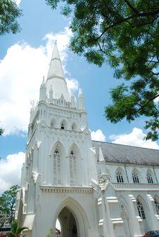 Free Church Royalty Free Stock Image - 4605176