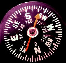 Free Old Compass Stock Photo - 4605730
