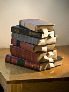 Free Books Stock Photography - 4605812
