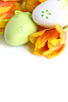 Free Easter Eggs Royalty Free Stock Photography - 4606457