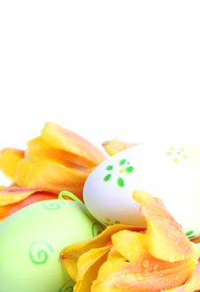 Free Easter Eggs Royalty Free Stock Photos - 4606478