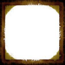 Grunge Border Frame Royalty Free Stock Photography