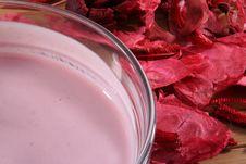 Free Yogurt Royalty Free Stock Image - 4606646