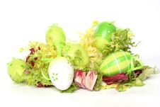 Free Easter Eggs Royalty Free Stock Image - 4606736