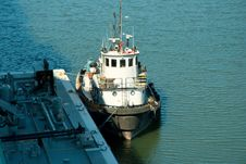 Free Tug Boat Stock Photography - 4607082
