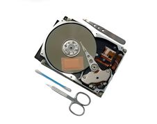Free Abstract Photo Of Harddisk Repair Royalty Free Stock Photos - 4607448