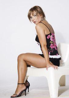 Free Beautiful Brunette Royalty Free Stock Photos - 4607788