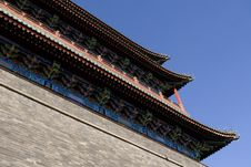 Free Beijing - Front Gate Royalty Free Stock Photos - 4607818