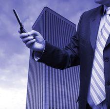 Free Businessman Working Stock Photos - 4607953