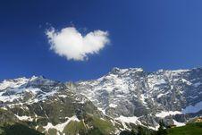 Free Swiss Alps Royalty Free Stock Photos - 4607968