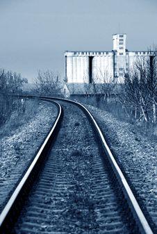 Free Railroad Royalty Free Stock Photos - 4609078