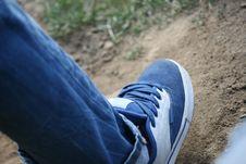Free Shoe Stock Image - 4609491
