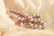 Free Pearls Stock Photography - 4609572