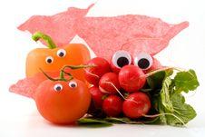 Free Super Veggies Stock Photo - 4609590