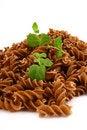 Free Fusilli Twirls Pasta Stock Image - 4615931