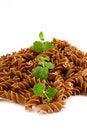Free Fusilli Twirls Pasta Royalty Free Stock Images - 4615999