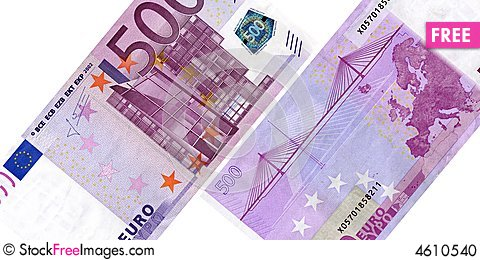 500 Euro Banknotes Sides - Free Stock Photos & Images - 4610540 ...