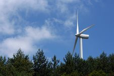 Free Wind Power Royalty Free Stock Photo - 4610645