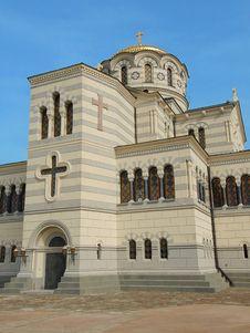 Free St. Wladimir Temple Stock Photo - 4611300