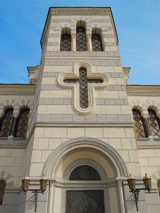 Free St. Vladimir`s Temple Stock Image - 4611431
