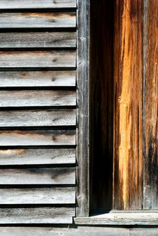 Weathered Wood Stock Images