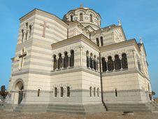 Free St. Wladimir Temple Stock Photos - 4611883