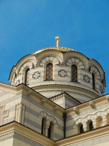 Free St. Wladimir Temple Stock Image - 4612011