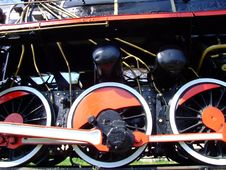 Free Steam Locomotive Stock Photos - 4612263