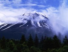 Free Mt Fuji-480 Royalty Free Stock Photo - 4612725
