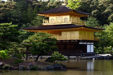 Free Kinkakuji Stock Photography - 4612832