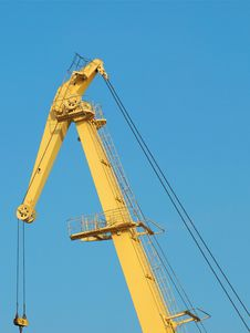 Free Crane Royalty Free Stock Images - 4612919