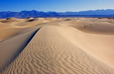 Free Death Valley Stock Photography - 4613092
