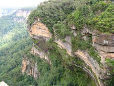Free Sheer Cliffs Stock Photography - 4613642