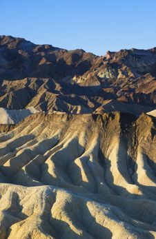 Free Death Valley Royalty Free Stock Image - 4613926