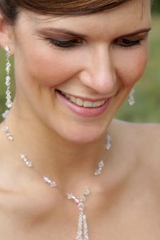 Free Bride Face Royalty Free Stock Image - 4614366