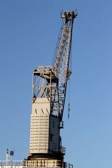 Free Crane Stock Photo - 4614730