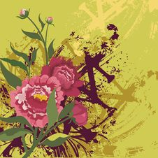 Free Floral Background Series Stock Photography - 4615112