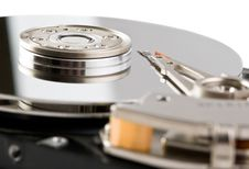 Free Hard Disk Drive2 Royalty Free Stock Photos - 4615118