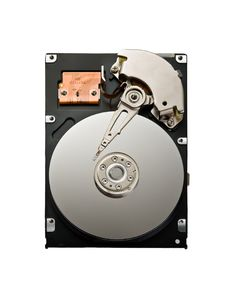 Free Isolated Hard Disk Drive Royalty Free Stock Photos - 4615158