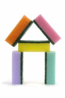 Free Sponges Stock Photo - 4615290