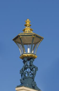 Free Lantern At Paleis Het Loo (Royal Palace) Stock Photo - 4615430