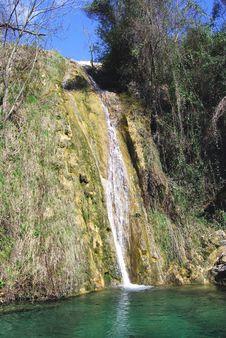Free Waterfalls Royalty Free Stock Photos - 4615638