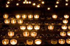 Free Candles Royalty Free Stock Images - 4615649