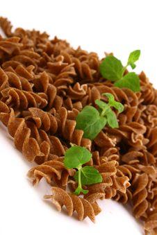 Free Fusilli Twirls Pasta Stock Images - 4616014