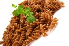 Free Fusilli Twirls Pasta Stock Photos - 4616083