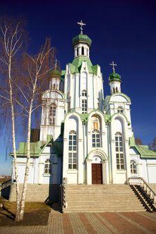 Free Orthodox Church Royalty Free Stock Photography - 4616277