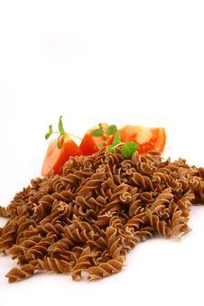 Free Fusilli Twirls Pasta Royalty Free Stock Image - 4616296