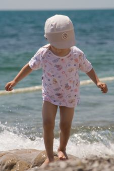 Free On A Beach (11) Royalty Free Stock Image - 4616596