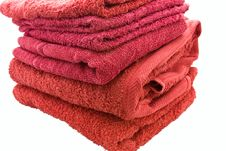 Free Bath Towels Royalty Free Stock Photography - 4616697