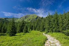 Free Tatra Mountain Royalty Free Stock Photo - 4617915